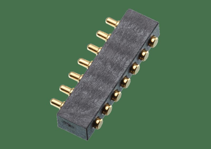 7pin pogo pin connector
