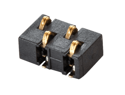 4 pin spring connector