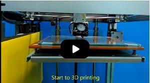 Transcendent 3D Printing